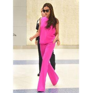 Victoria Beckham For Target Top Sleeveless Pink XS